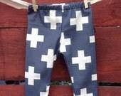 Baby leggings, baby boy leggings, baby girl leggings, infant leggings, organic baby leggings, printed leggings