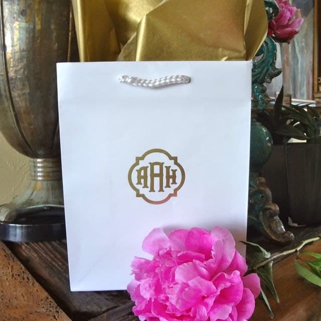 Unique Wedding Welcome Gifts : 50 Personalized Wedding Welcome Gift Bags by GraciousBridal