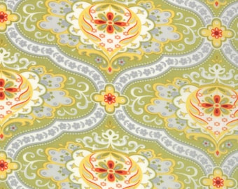 SALE High Street Chloe in Sage by Lily Ashbury for Moda Fabric