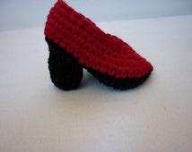 Baby high heels, Baby high heeled Shoes, Baby high heeled slippers,  Baby high heeled  booties