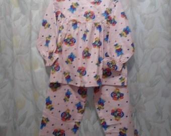 Size 10 Girls Pajama