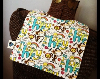 The Happy Monkey: Bibs for infants/youth