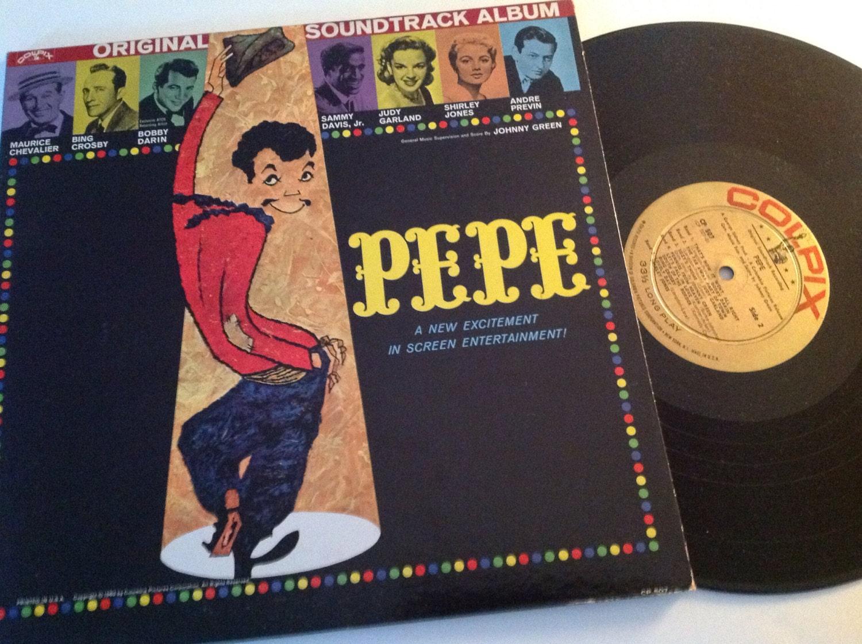 Vintage 1960 Pepe Originalmotion Picture Soundtrack
