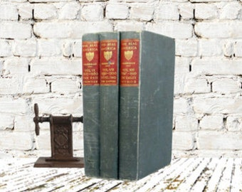 Vintage Books United States History Reference