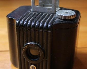 Vintage Kodak Baby Brownie Camera/Bakelite/ Art Deco