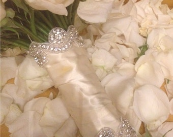 Bridal Bouquet Wrap,Wedding Accessory