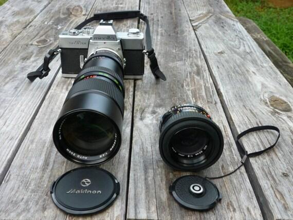 Minolta Camera Price Minolta Srt 201 Film Camera