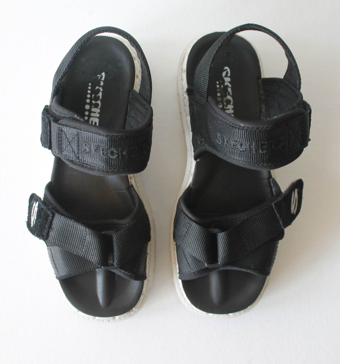90 s chunky platform sandals rubber sole platform by