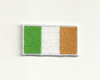 Small Irish Flag Patch! Custom Made! F19