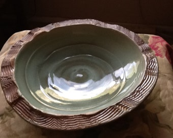 Ceramic Pottery On Sale was 40.00 Now 20.00 marked down to 15.00