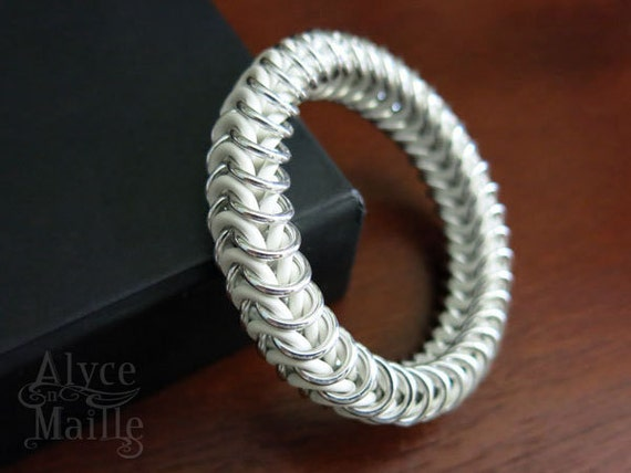 Alyce n Maille Chainmaille Bracelet