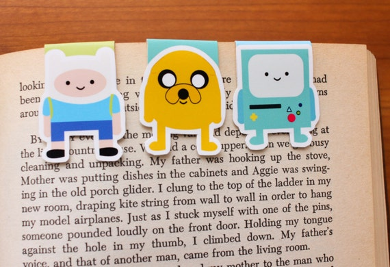 Adventure Mini Bookmarks Pack 1