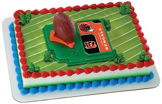 Denver Broncos Cake Decorating Kit