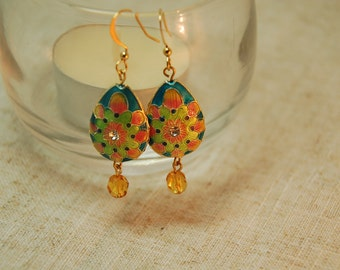 Earrings Vintage Style Collection