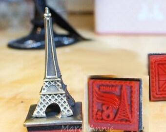 Paris Postmark Etsy