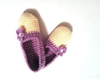 Simply Cozy Crochet Slippers, Crochet Chunky Women's House Shoes