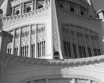 Baha'i Temple-Architecture Photography