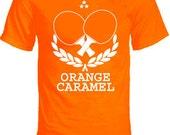 """Orange Caramel """"Lipstick"""" Ping Pong K-pop T-Shirt"""