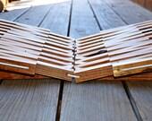 Reclaimed Wood Firewood Holder, Salvaged Wood Fireplace Firewood Stand, Firewood Storage Rack