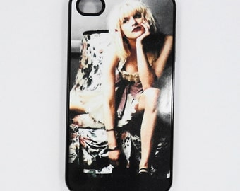 Iphone  6 iphone 5 iphone 4 / 4s Courtney Love Hole Music case mobile cell Phone case cover cell phone snap case black blue