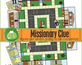 MISSIONARY CLUE - Downloadable PDF File
