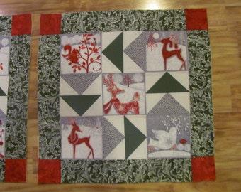 Reindeer Quilt #4