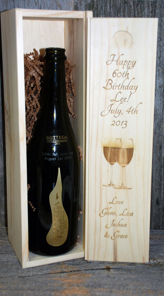 Personalised Wedding Gifts Wine : Gift Wedding Engraved Wine Box, Groomsmen gifts, Wedding party gifts ...