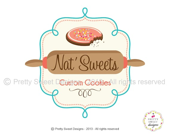 bakery logo design premade bakery logo for by