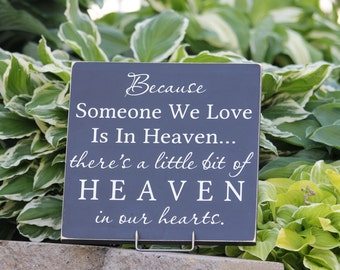 Painted Custom Quote Wood Sign - with hand painted lettering wall words home decor