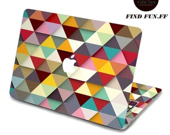 back cover of decal Macbook Air Sticker Macbook Air Decal Macbook Pro Decal 051