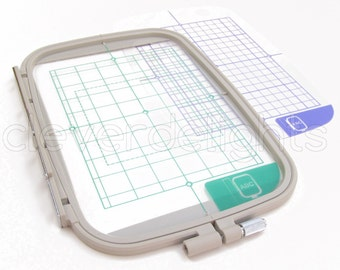 SA444 Replacement Hoop - Large Embroidery Hoop for Brother PE-770 700 700ii 750d 780d PE770, Innov-is, pc-6500 & more