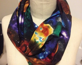 Space Infinity Scarf