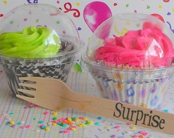Cupcake Boxes- Birthdays, Baby Showers, Anniversary, Weddings. 75 Quantity