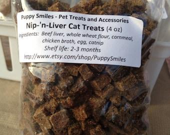 Catnip Treats