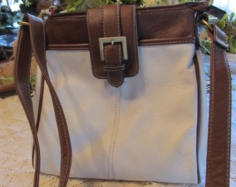Vintage Merona White Purse/Handbag