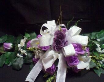 Lilac Swag