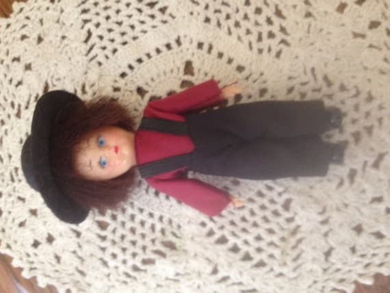 Vintage Amish Doll 1970 Great Collectible 5