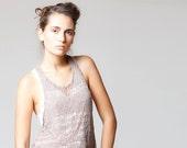 Knitted Racer vest