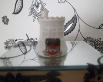 Round Tower Windsor crested china
