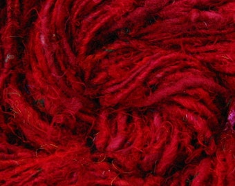 How to Weave with Sari Silk Yarn - All Fiber Arts