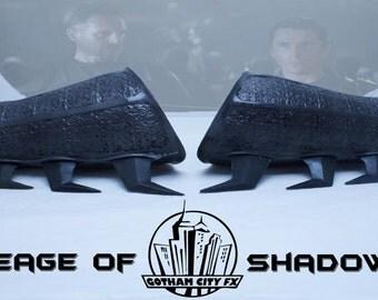 Batman Dark Knight Gauntlets League of Shadows