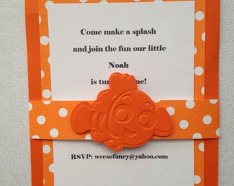 popular items for finding nemo party