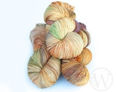 Wanton Fibers Comrade Sock - Superwash Merino Yarn 100g