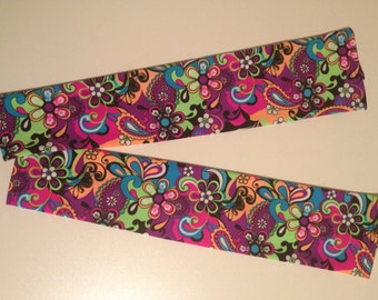 Pretty in paisley sleeve