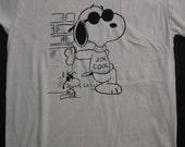 T shirt Snoopy Joe Cool