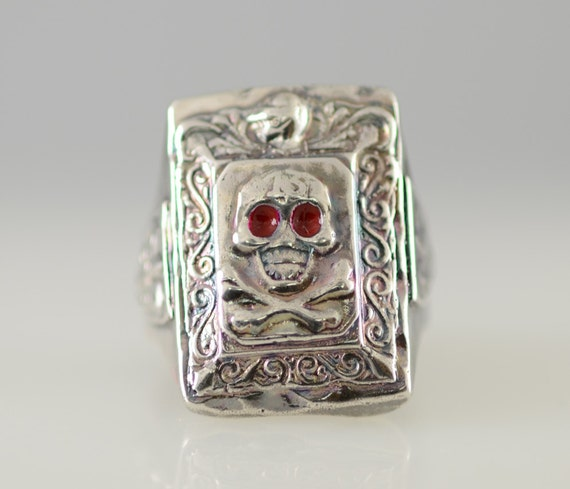 Reproduction Mexican Biker Ring