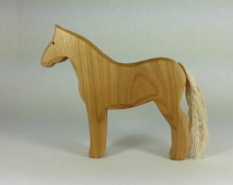 horse, Waldorf inspired