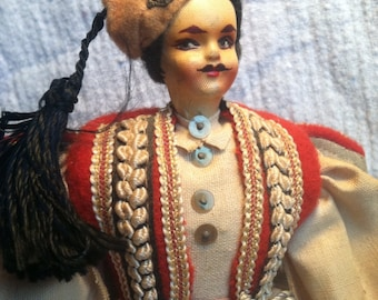Male Doll From Greece