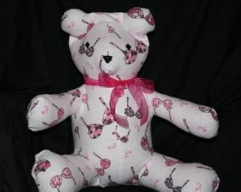 Save the Ta-Ta's Share-A-Bear by Nina