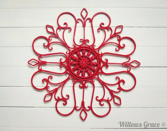 Outdoor Wall Art Metal Scroll : Unavailable listing on etsy